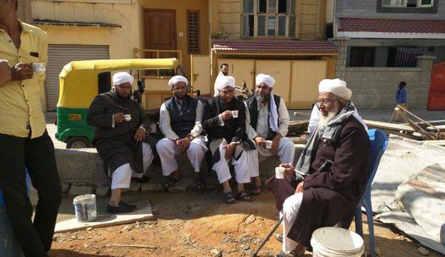 Murshideen's Visit to Jamat Khana